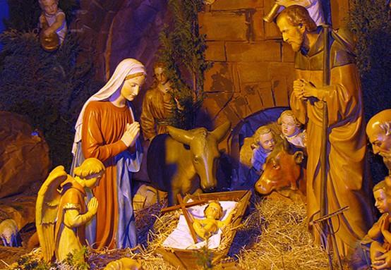 maria evangeliet på norsk