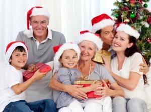 Juletradisjoner i familien
